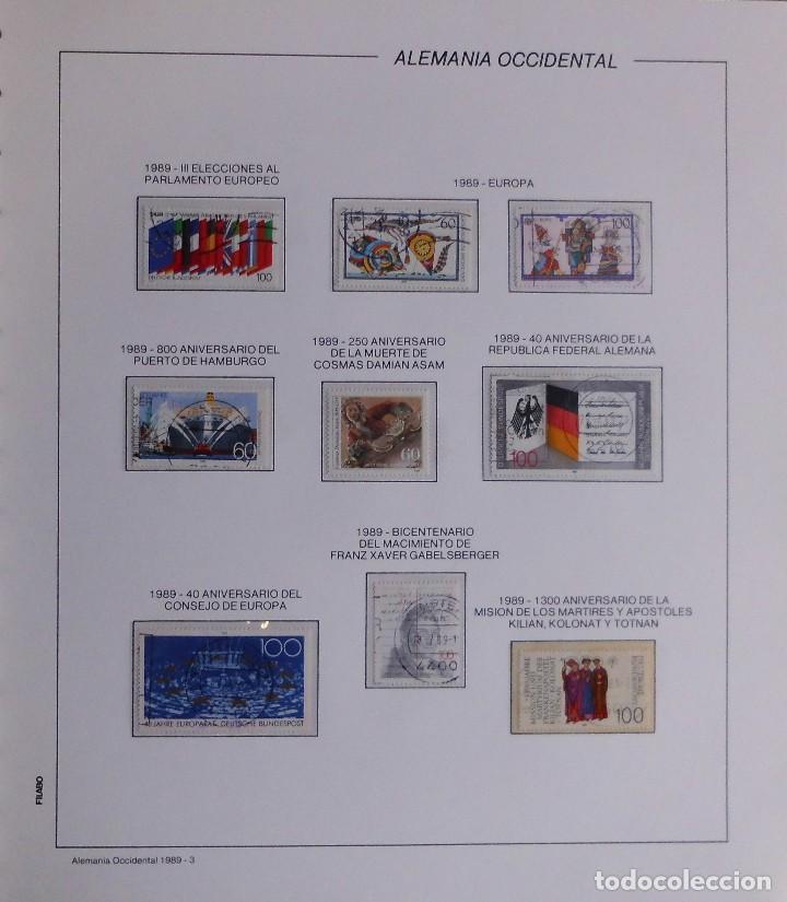 Sellos: COLECCIÓN ALEMANIA ORIENTAL 1948 A 1972, 1973 A 1981 BERLIN, OCCIDENTAL, ALBUM DE SELLOS - Foto 400 - 67324821