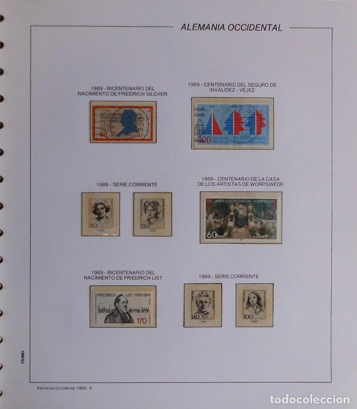 Sellos: COLECCIÓN ALEMANIA ORIENTAL 1948 A 1972, 1973 A 1981 BERLIN, OCCIDENTAL, ALBUM DE SELLOS - Foto 401 - 67324821