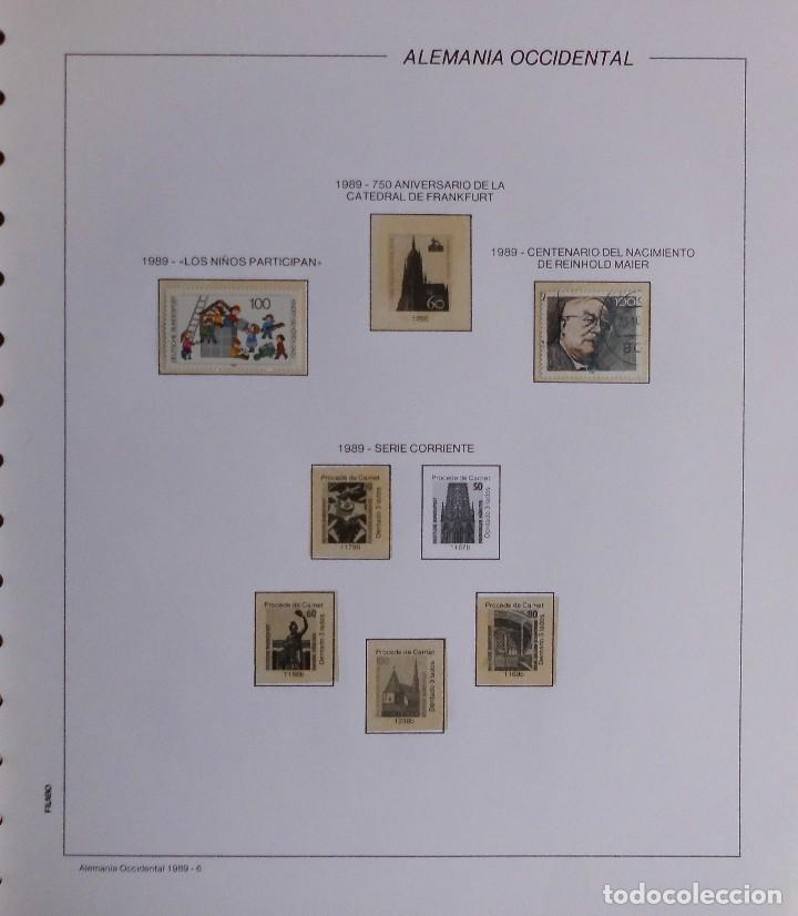 Sellos: COLECCIÓN ALEMANIA ORIENTAL 1948 A 1972, 1973 A 1981 BERLIN, OCCIDENTAL, ALBUM DE SELLOS - Foto 403 - 67324821