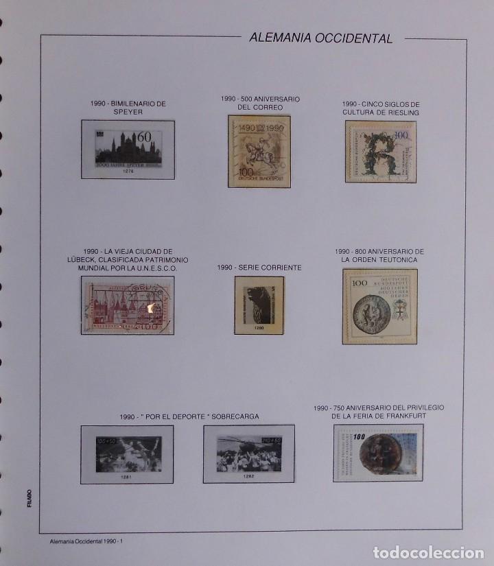 Sellos: COLECCIÓN ALEMANIA ORIENTAL 1948 A 1972, 1973 A 1981 BERLIN, OCCIDENTAL, ALBUM DE SELLOS - Foto 404 - 67324821