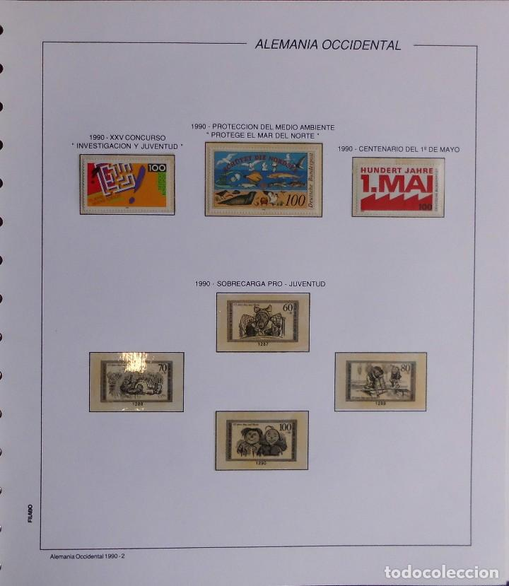 Sellos: COLECCIÓN ALEMANIA ORIENTAL 1948 A 1972, 1973 A 1981 BERLIN, OCCIDENTAL, ALBUM DE SELLOS - Foto 405 - 67324821