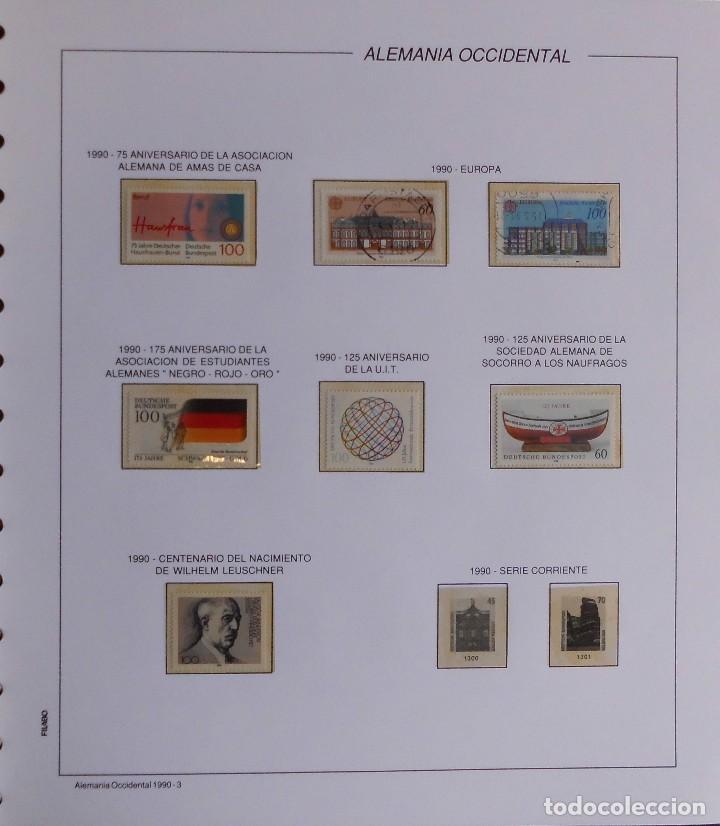 Sellos: COLECCIÓN ALEMANIA ORIENTAL 1948 A 1972, 1973 A 1981 BERLIN, OCCIDENTAL, ALBUM DE SELLOS - Foto 406 - 67324821