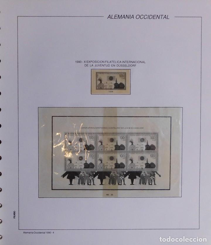 Sellos: COLECCIÓN ALEMANIA ORIENTAL 1948 A 1972, 1973 A 1981 BERLIN, OCCIDENTAL, ALBUM DE SELLOS - Foto 407 - 67324821