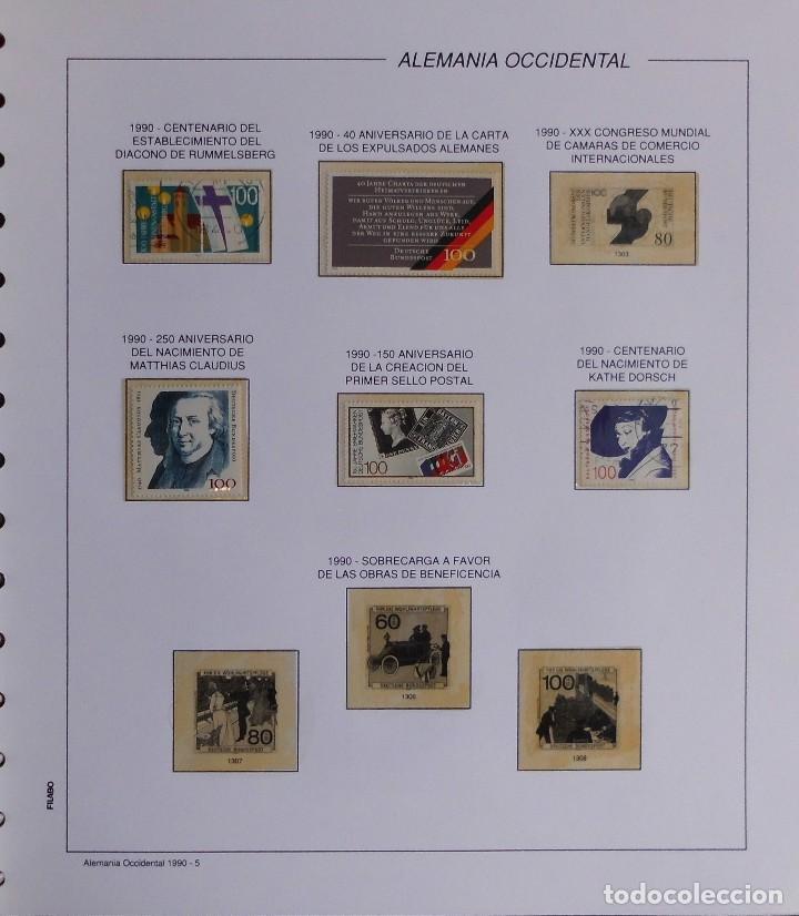 Sellos: COLECCIÓN ALEMANIA ORIENTAL 1948 A 1972, 1973 A 1981 BERLIN, OCCIDENTAL, ALBUM DE SELLOS - Foto 408 - 67324821