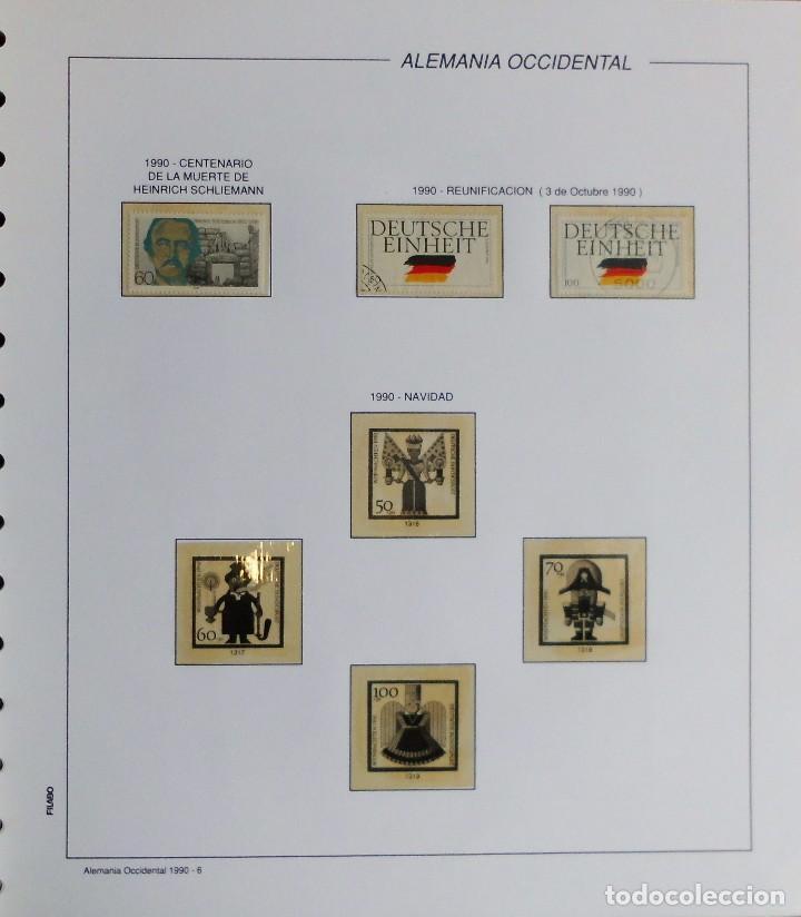 Sellos: COLECCIÓN ALEMANIA ORIENTAL 1948 A 1972, 1973 A 1981 BERLIN, OCCIDENTAL, ALBUM DE SELLOS - Foto 409 - 67324821
