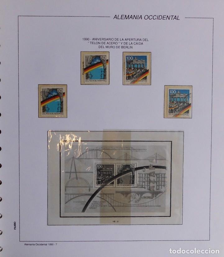 Sellos: COLECCIÓN ALEMANIA ORIENTAL 1948 A 1972, 1973 A 1981 BERLIN, OCCIDENTAL, ALBUM DE SELLOS - Foto 410 - 67324821
