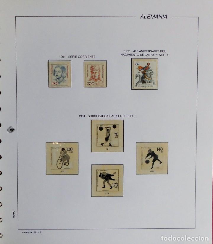 Sellos: COLECCIÓN ALEMANIA ORIENTAL 1948 A 1972, 1973 A 1981 BERLIN, OCCIDENTAL, ALBUM DE SELLOS - Foto 413 - 67324821