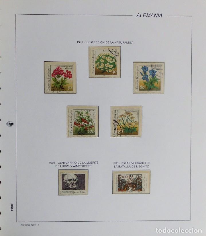 Sellos: COLECCIÓN ALEMANIA ORIENTAL 1948 A 1972, 1973 A 1981 BERLIN, OCCIDENTAL, ALBUM DE SELLOS - Foto 414 - 67324821