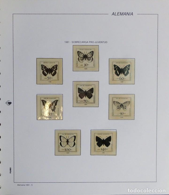 Sellos: COLECCIÓN ALEMANIA ORIENTAL 1948 A 1972, 1973 A 1981 BERLIN, OCCIDENTAL, ALBUM DE SELLOS - Foto 415 - 67324821