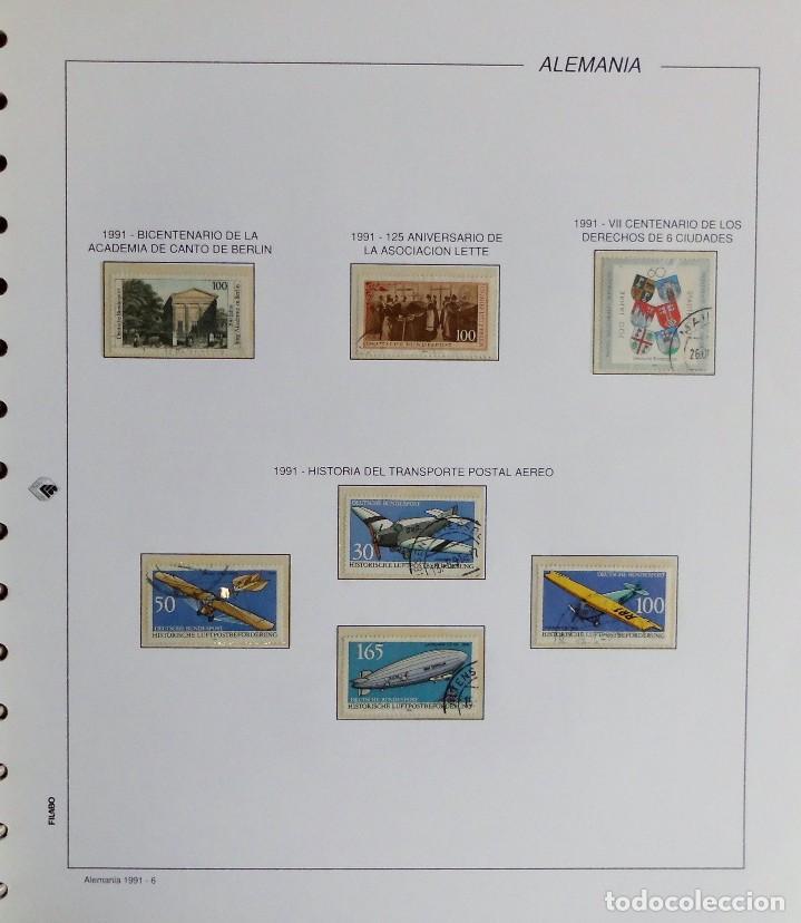 Sellos: COLECCIÓN ALEMANIA ORIENTAL 1948 A 1972, 1973 A 1981 BERLIN, OCCIDENTAL, ALBUM DE SELLOS - Foto 416 - 67324821