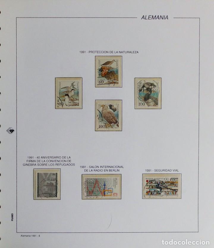Sellos: COLECCIÓN ALEMANIA ORIENTAL 1948 A 1972, 1973 A 1981 BERLIN, OCCIDENTAL, ALBUM DE SELLOS - Foto 418 - 67324821