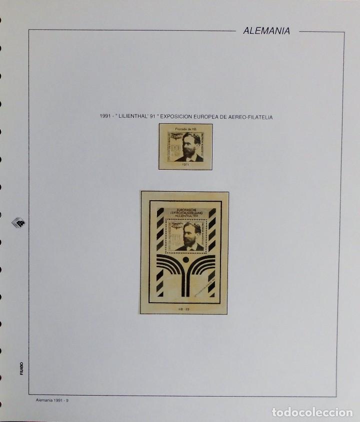 Sellos: COLECCIÓN ALEMANIA ORIENTAL 1948 A 1972, 1973 A 1981 BERLIN, OCCIDENTAL, ALBUM DE SELLOS - Foto 419 - 67324821