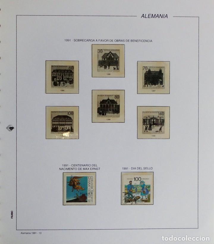 Sellos: COLECCIÓN ALEMANIA ORIENTAL 1948 A 1972, 1973 A 1981 BERLIN, OCCIDENTAL, ALBUM DE SELLOS - Foto 423 - 67324821