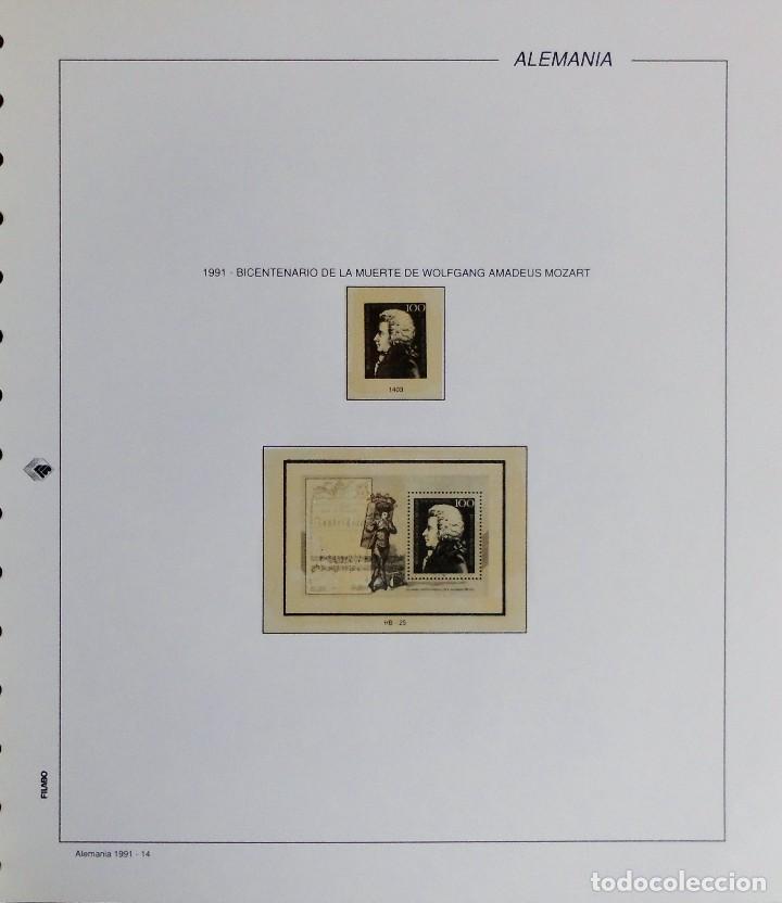 Sellos: COLECCIÓN ALEMANIA ORIENTAL 1948 A 1972, 1973 A 1981 BERLIN, OCCIDENTAL, ALBUM DE SELLOS - Foto 424 - 67324821