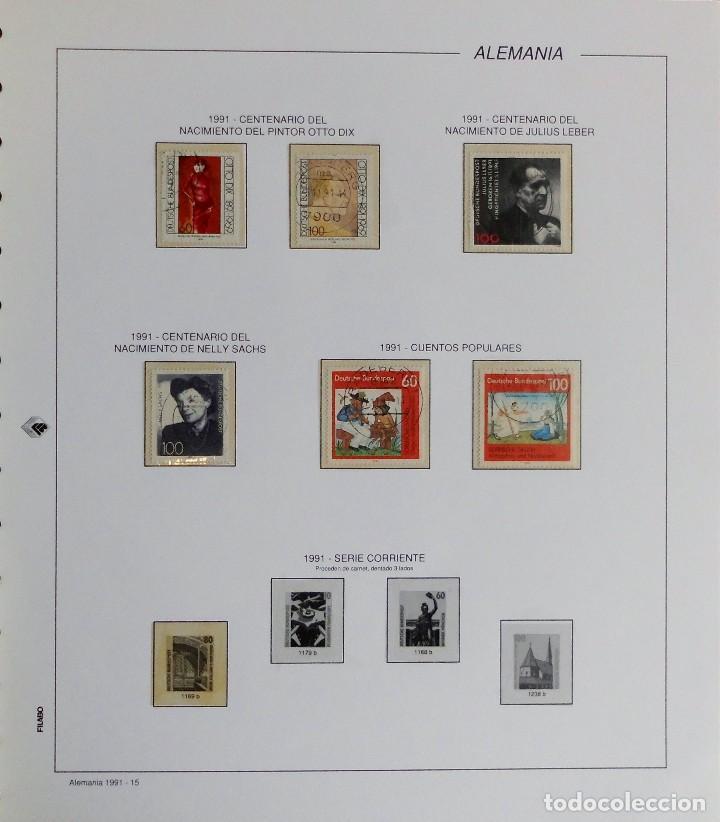 Sellos: COLECCIÓN ALEMANIA ORIENTAL 1948 A 1972, 1973 A 1981 BERLIN, OCCIDENTAL, ALBUM DE SELLOS - Foto 425 - 67324821