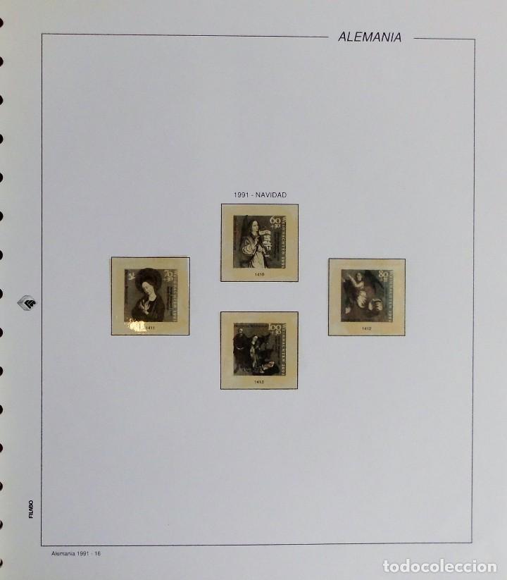 Sellos: COLECCIÓN ALEMANIA ORIENTAL 1948 A 1972, 1973 A 1981 BERLIN, OCCIDENTAL, ALBUM DE SELLOS - Foto 426 - 67324821