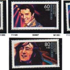 Sellos: ALEMANIA FEDERAL.- CATÁLOGO YVERT Nº 1194/97, EN NUEVOS. Lote 67833765