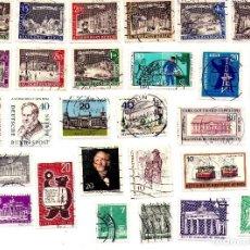 Sellos: LOTE DE SELLOS USADOS DE ALEMANIA (BERLIN) (1).. Lote 72306955