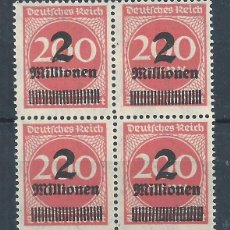 Sellos: R14 / ALEMANIA IMPERIO, NUEVOS **, 2ª GUERRA MUNDIAL. Lote 75474987