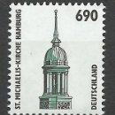 Sellos: ALEMANIA - 1996 - MICHEL 1860** MNH. Lote 165040790