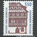 Sellos: ALEMANIA - 1994 - MICHEL 1746** MNH. Lote 165040622