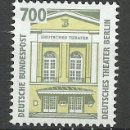 Sellos: ALEMANIA - 1993 - MICHEL 1691** MNH. Lote 165040166