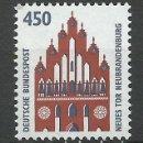 Sellos: ALEMANIA - 1992 - MICHEL 1623** MNH. Lote 165039549