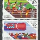 Sellos: ALEMANIA FEDERAL - 1986 - MICHEL 1269/1270** MNH. Lote 165042728