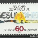 Sellos: ALEMANIA FEDERAL - 1984 - MICHEL 1232** MNH. Lote 165044630