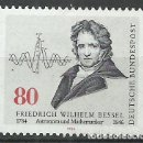 Sellos: ALEMANIA FEDERAL - 1984 - MICHEL 1219** MNH. Lote 165043786