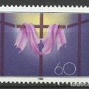 Sellos: ALEMANIA FEDERAL - 1984 - MICHEL 1201** MNH. Lote 165043596