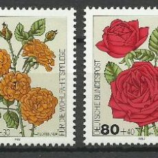 Timbres: ALEMANIA FEDERAL - 1982 - MICHEL 1150/1153** MNH. Lote 222639848