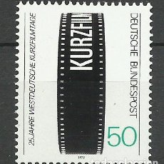 Sellos: ALEMANIA FEDERAL - 1979 - MICHEL 1003** MNH. Lote 262077735