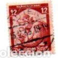 Sellos: ALEMANIA III REICH 1935 Nº560. Lote 81113992