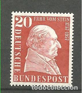 YT 149 ALEMANIA 1957 (Sellos - Extranjero - Europa - Alemania)