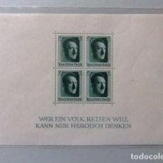 Sellos: ALEMANIA DEUTSCHES REICH 1937 ADOLF HITLER YVERT 8 ** MNH. Lote 85918932