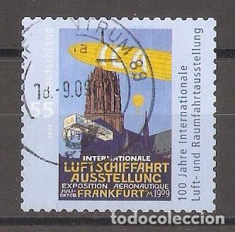 ALEMANIA FEDERAL. 2009. MI. Nº 2755 (Sellos - Extranjero - Europa - Alemania)