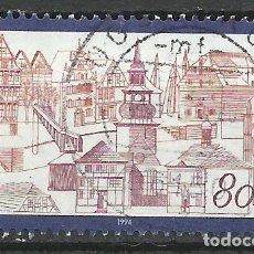 Timbres: ALEMANIA - 1994 - MICHEL 1709 - USADO. Lote 88556900