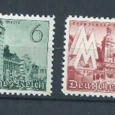 Sellos: R14/ ALEMANIA IMPERIO, MICHEL 739/42 ** MNH, 1940. Lote 95082159