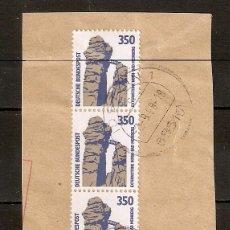 Sellos: ALEMANIA FEDERAL.1989. YV. 1239 . Lote 97446043