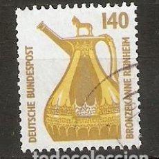 Sellos: ALEMANIA FEDERAL.1988. YV. 1212 . Lote 97446187