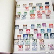 Sellos: COLECCION DE 1600 SELLOS SIN USAR DESDE HITLER HASTA EL AÑO 2000 - GERMAN DEUTSCHE BUNDESPOST MINT. Lote 99950779