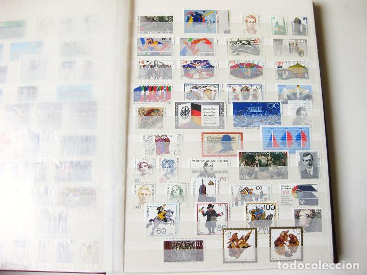 Sellos: COLECCION DE 1600 SELLOS SIN USAR DESDE HITLER HASTA EL AÑO 2000 - GERMAN DEUTSCHE BUNDESPOST MINT - Foto 14 - 99950779