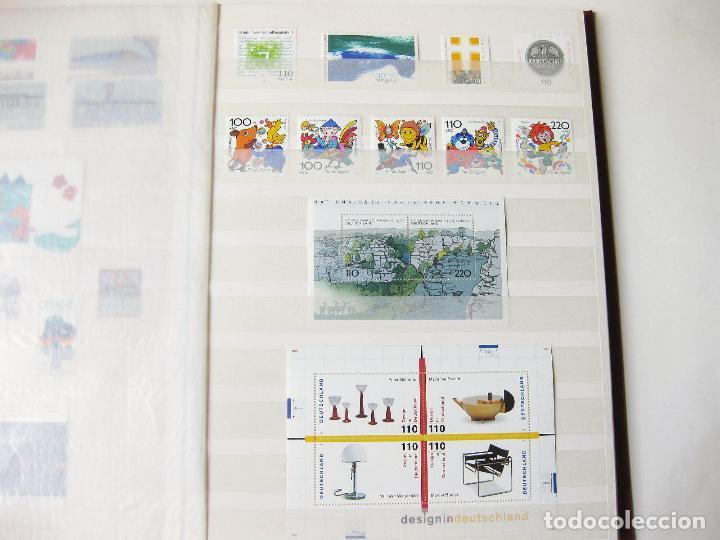 Sellos: COLECCION DE 1600 SELLOS SIN USAR DESDE HITLER HASTA EL AÑO 2000 - GERMAN DEUTSCHE BUNDESPOST MINT - Foto 33 - 99950779
