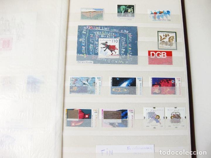 Sellos: COLECCION DE 1600 SELLOS SIN USAR DESDE HITLER HASTA EL AÑO 2000 - GERMAN DEUTSCHE BUNDESPOST MINT - Foto 39 - 99950779