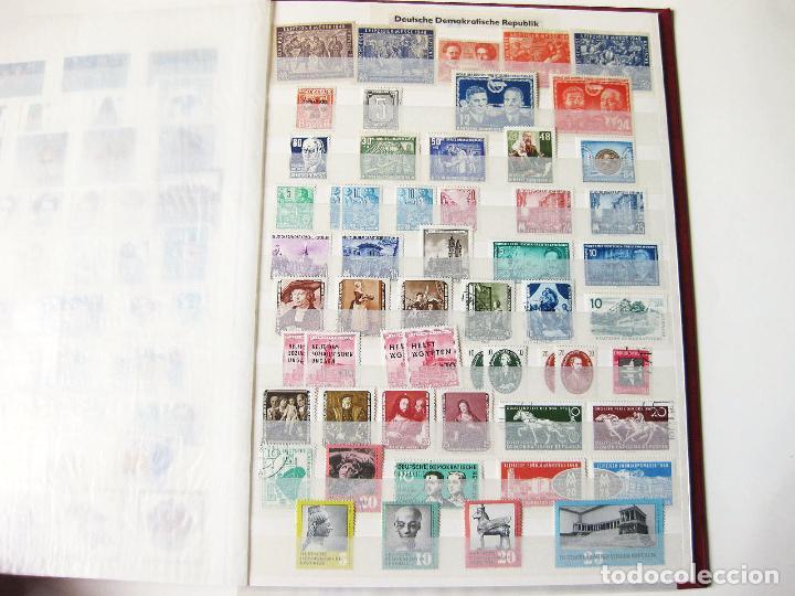 Sellos: COLECCION DE 1600 SELLOS SIN USAR DESDE HITLER HASTA EL AÑO 2000 - GERMAN DEUTSCHE BUNDESPOST MINT - Foto 43 - 99950779