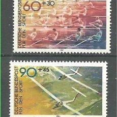 Sellos - YT 926-27 Alemania 1981 - 162296889