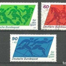 Briefmarken - YT 896-98 Alemania 1980 - 162297185