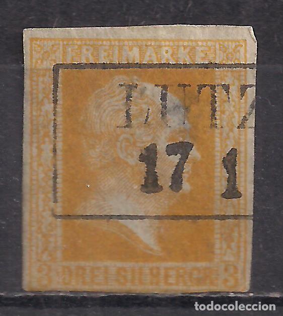 ALEMANIA, PRUSIA 1857-1858 - USADO (Sellos - Extranjero - Europa - Alemania)