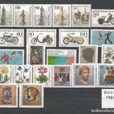 Sellos: SELLOS ALEMANIA-BERLÍN AÑO 1983 COMPLETO NUEVO. CATÁLOGO YVERT. Lote 103637523